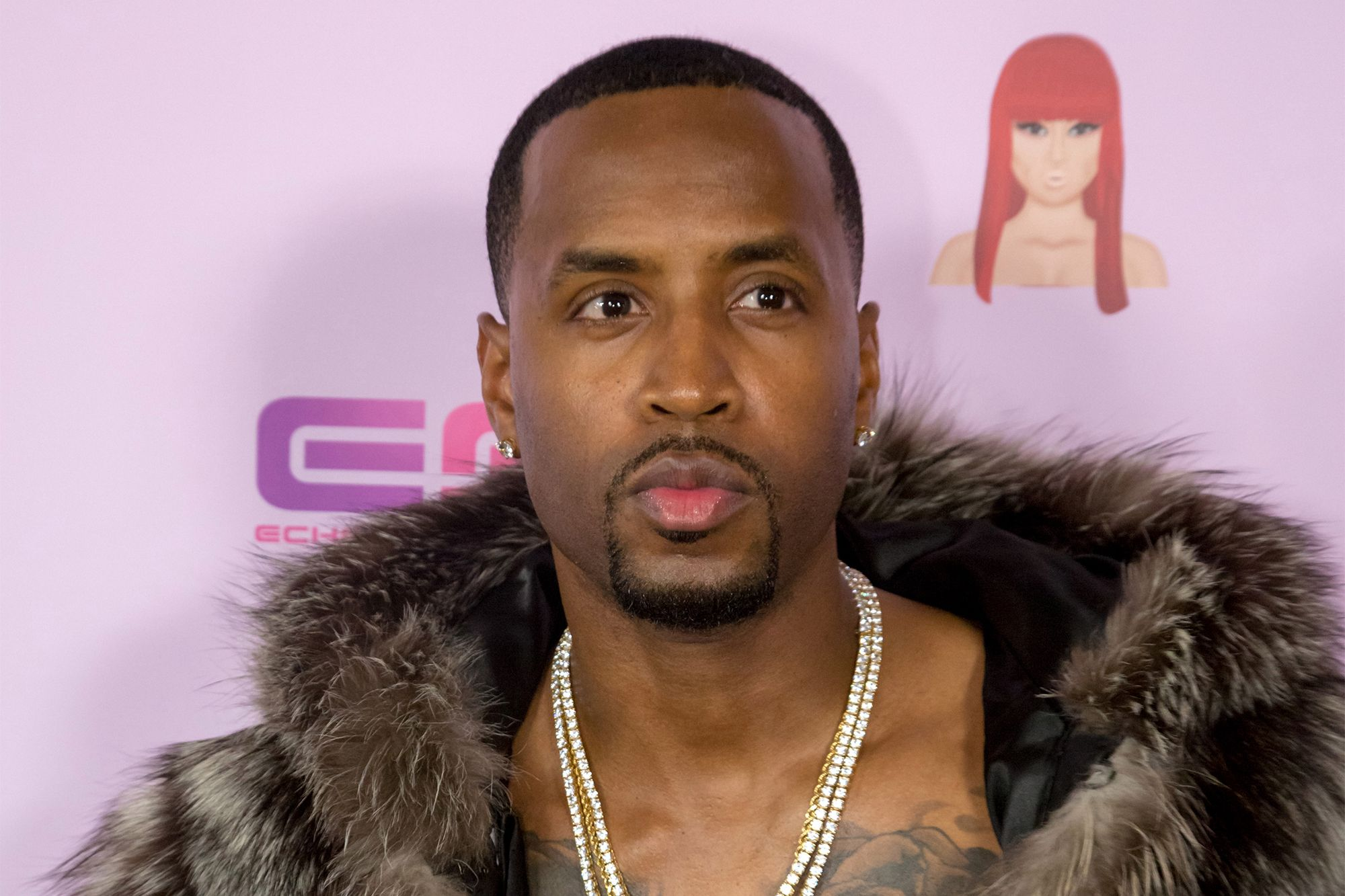 Safaree's Christmas Photo With His Daughter, Safire Mesmerizes Fans