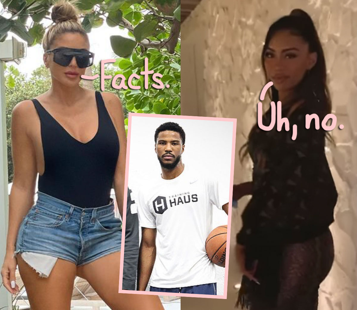 Larsa Pippen Claims Malik Beasley Was 'Separated Before I Ever Met Him' — But His Estranged Wife Says Otherwise!