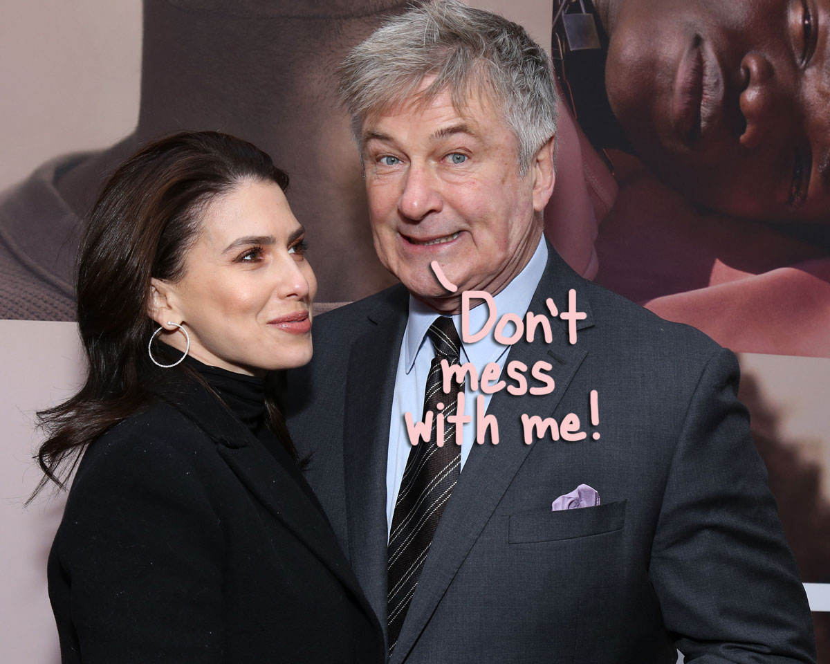 Alec Baldwin Tells Critic To 'Go F**k Yourself' Amid Hilaria Baldwin's Ongoing 'Spanish' Scandal