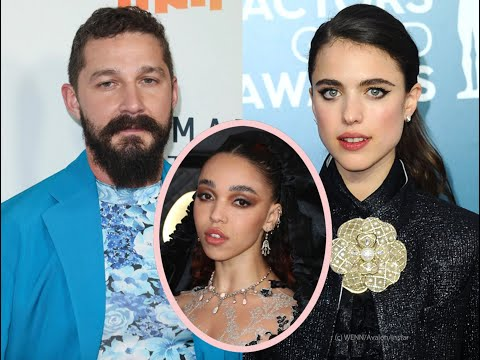 Thoughts And Prayers For Shia LaBeouf's New Girlfriend! | Perez Hilton