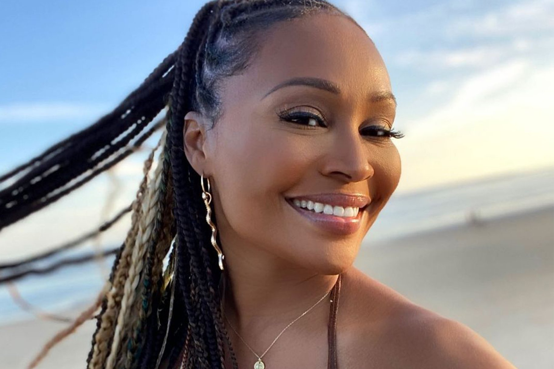 Cynthia Bailey Is Glowing Ahead Of Christmas – Fans Are Here For Her Happiness