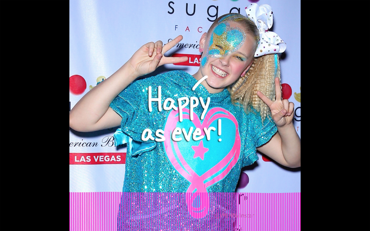 Is JoJo Siwa Being Gay Bad For Her Business? | Perez Hilton