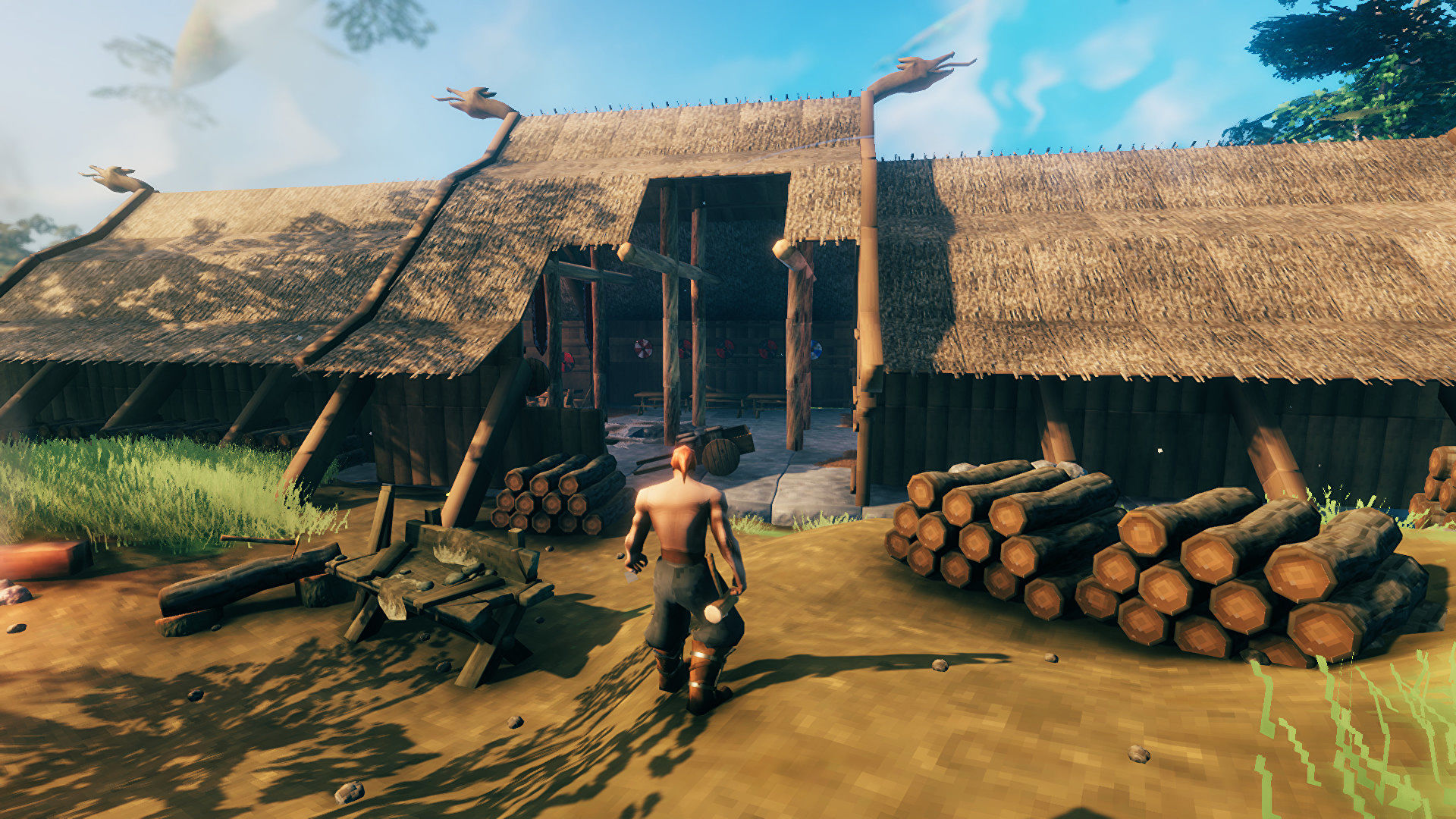 Viking crafting game Valheim lands in early access in February