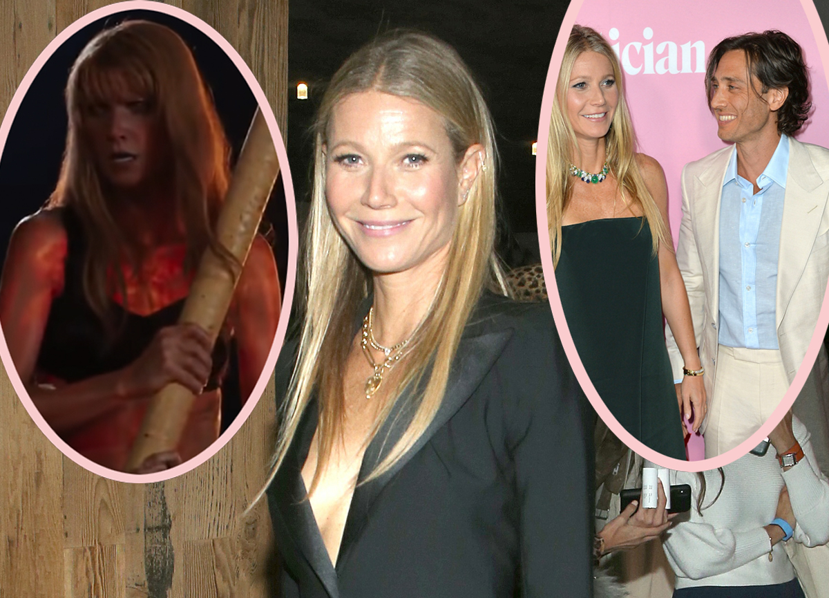 Gwyneth Paltrow Is Quitting Acting -- With This NSFW Exception!