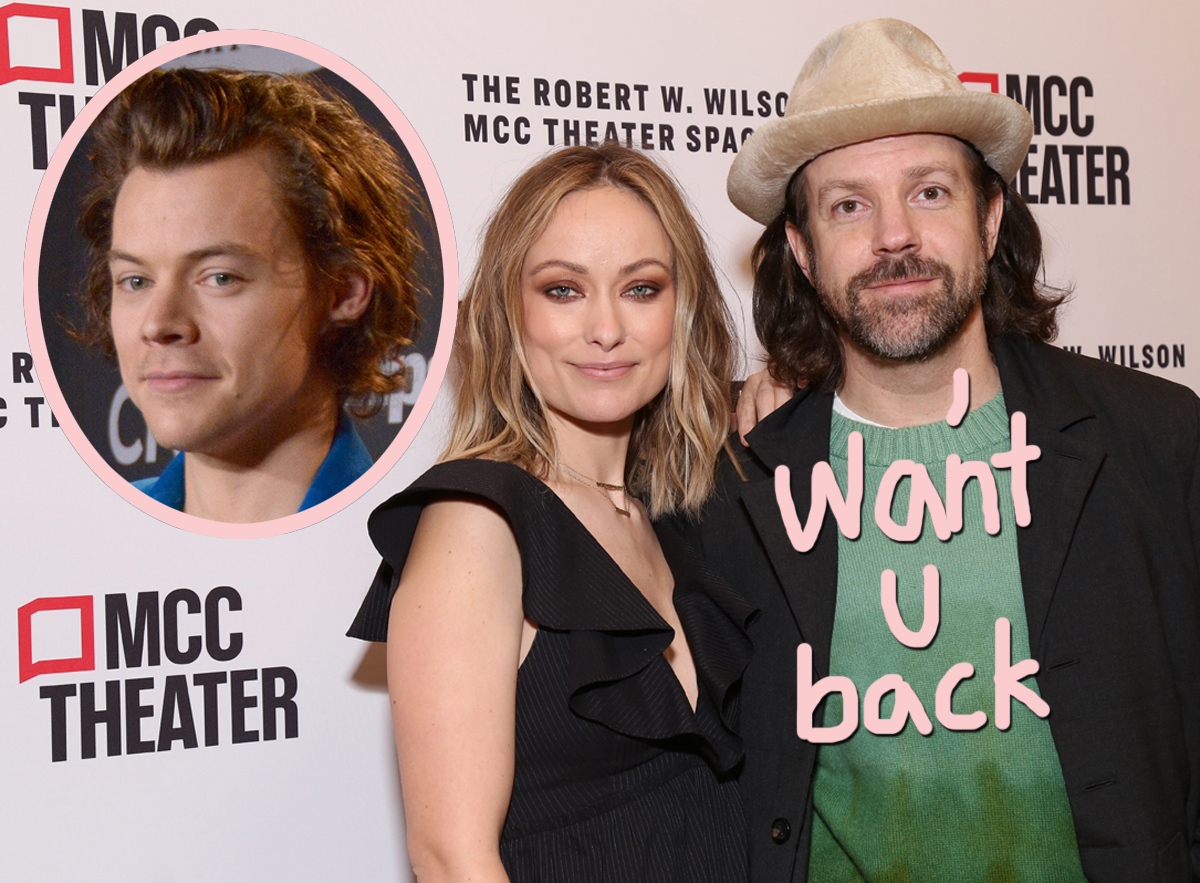 Jason Sudeikis Is 'Distraught' — And Thought He & Olivia Wilde Would Get Back Together!?
