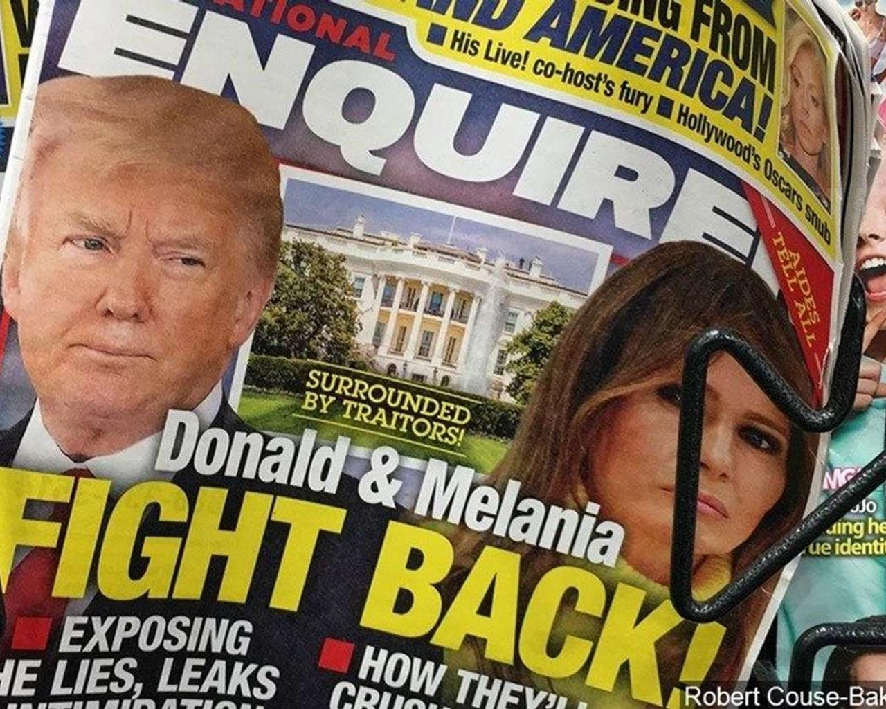 The National Enquirer Has A New Owner — Will It Now Cover Famous People Like Donald Trump Differently?