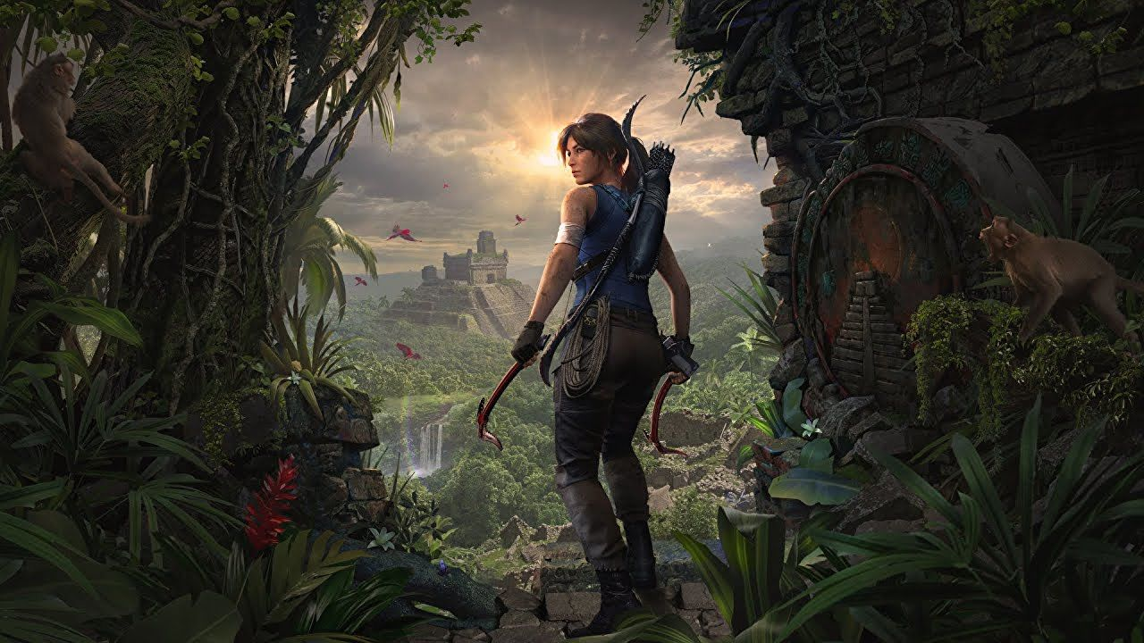 Upcoming Tomb Raider anime will continue the reboot trilogy story