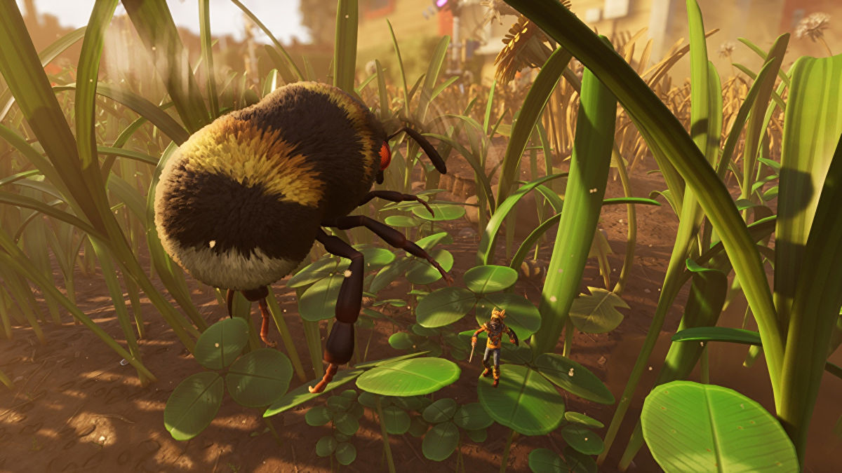 Grounded adds flying beasties in its latest update