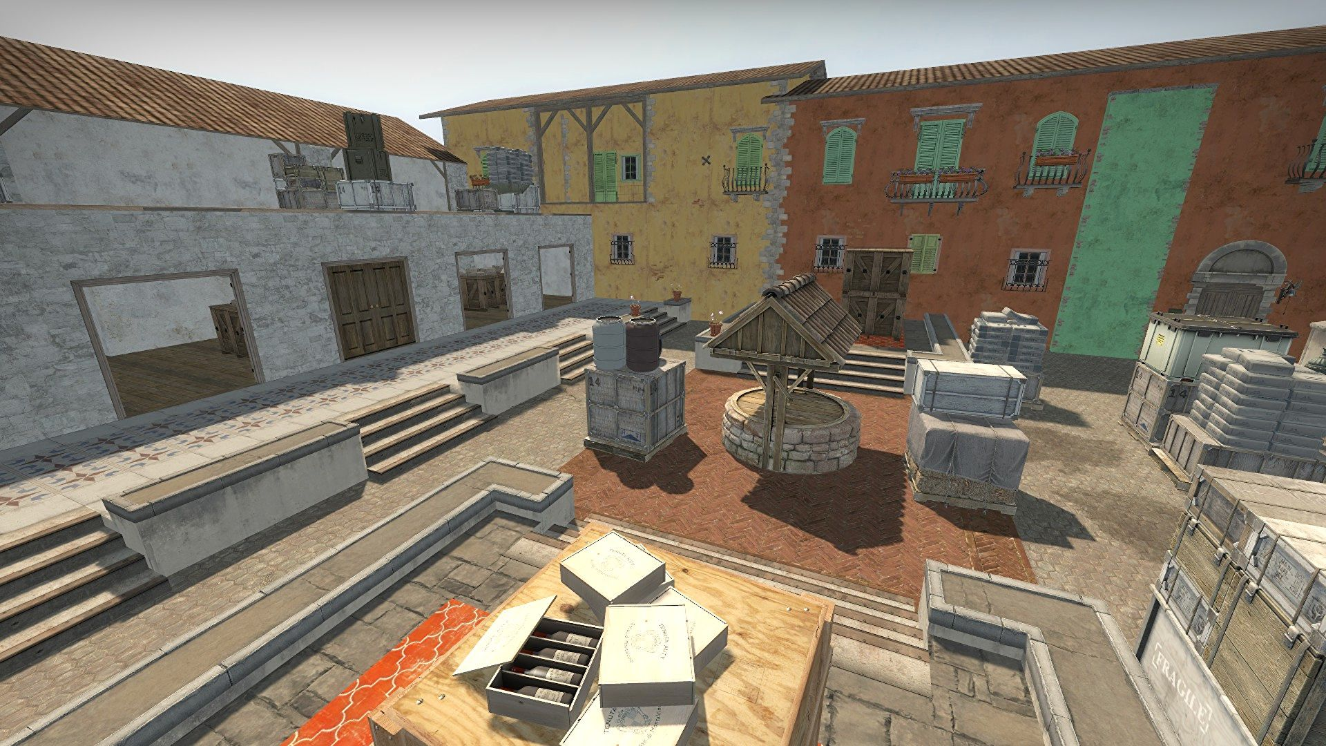 Counter-Strike: Global Offensive custom level has 30 million possible permutations