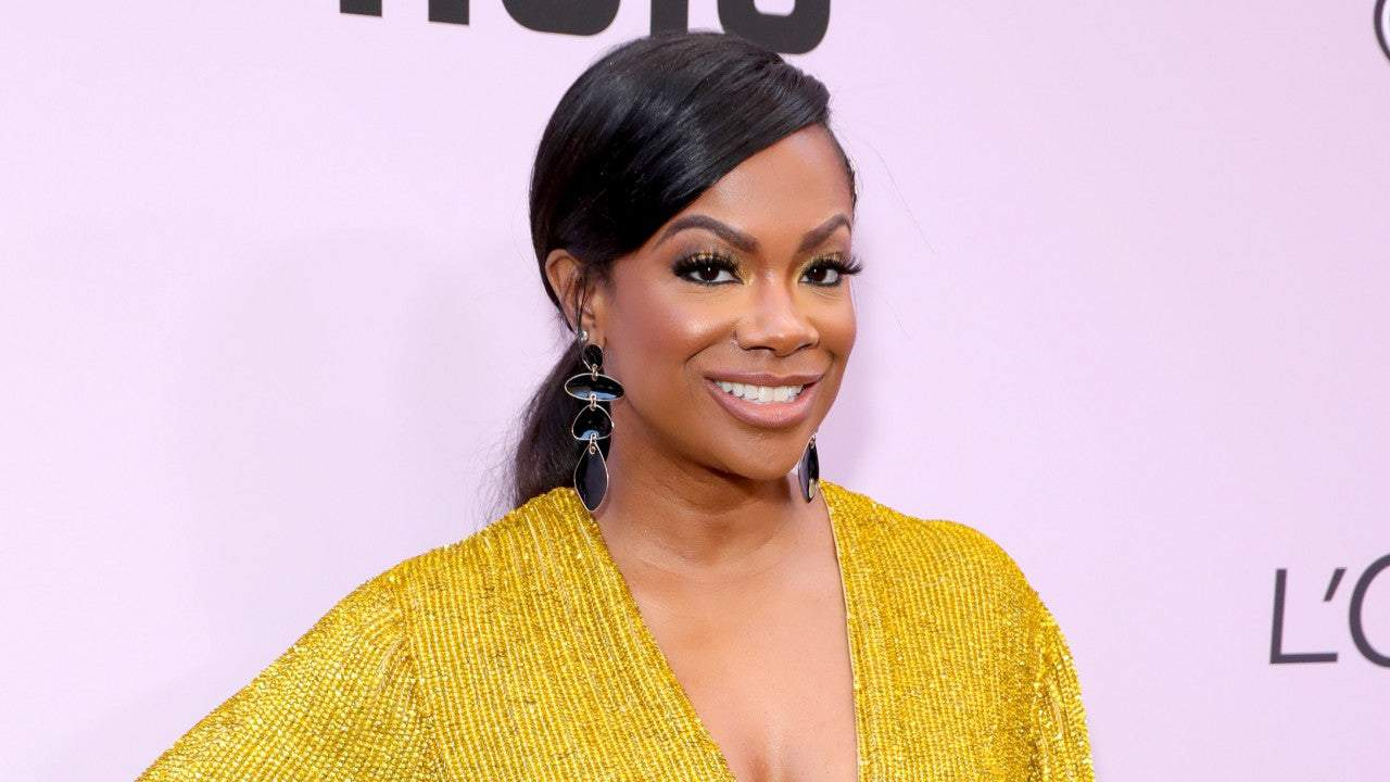 Kandi Burruss Shared A Throwback Photo To Flaunt Her Flawless Abs – Check Out Her Pic