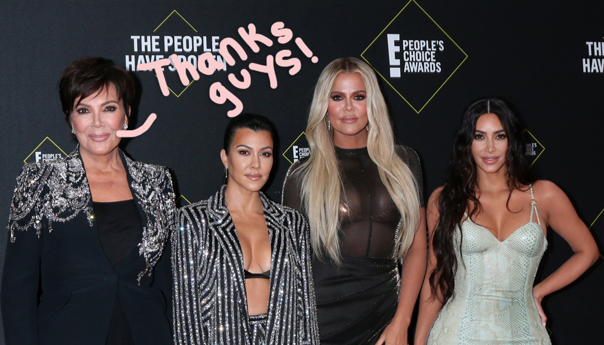 Kardashian Family Gifts KUWTK Crew $10K Rolex Watches After Final Episode!