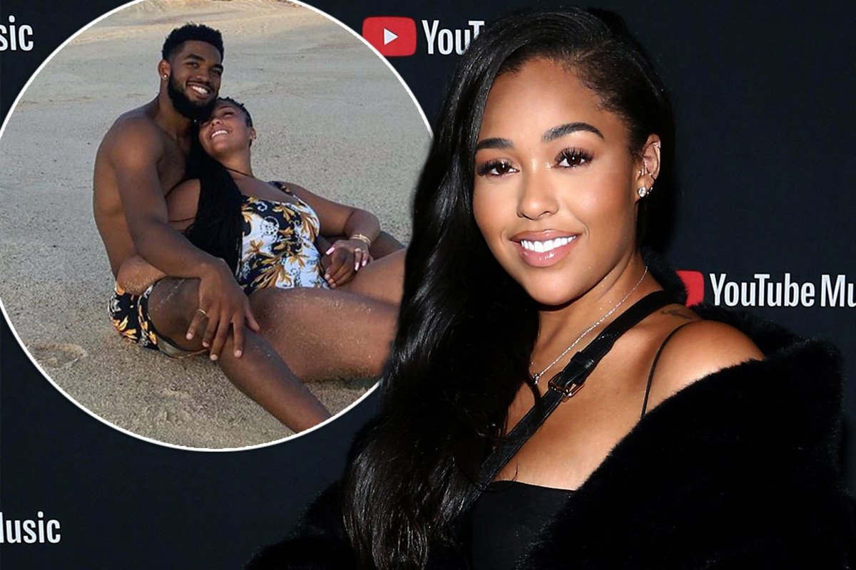 Jordyn Woods Is Having The Time Of Her Life With BF, Karl-Anthony Towns – See Their Vacay Pics