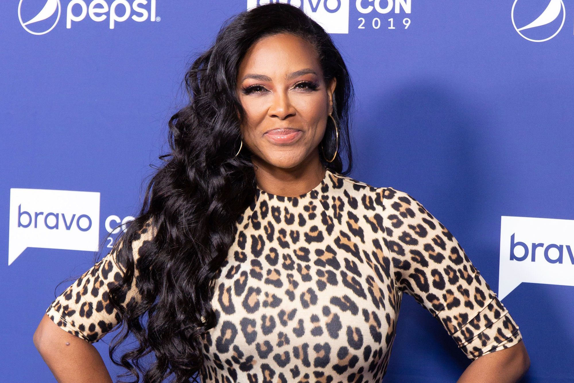 Kenya Moore Breaks The Internet – She Drops Her Clothes For This Pic And Has Fans In Awe