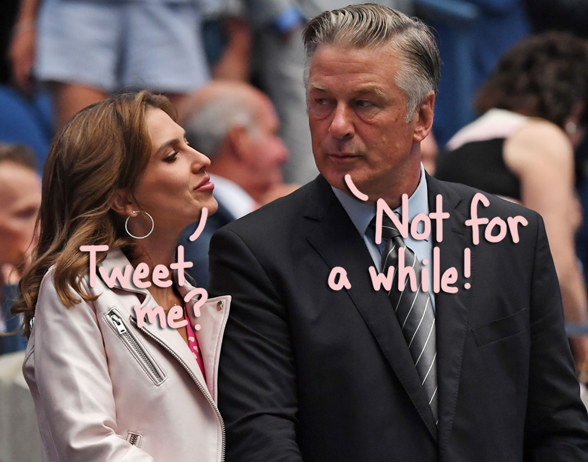 Alec Baldwin Announces Twitter Break Following Hilaria's Hilarious Spanish Heritage Hoax!