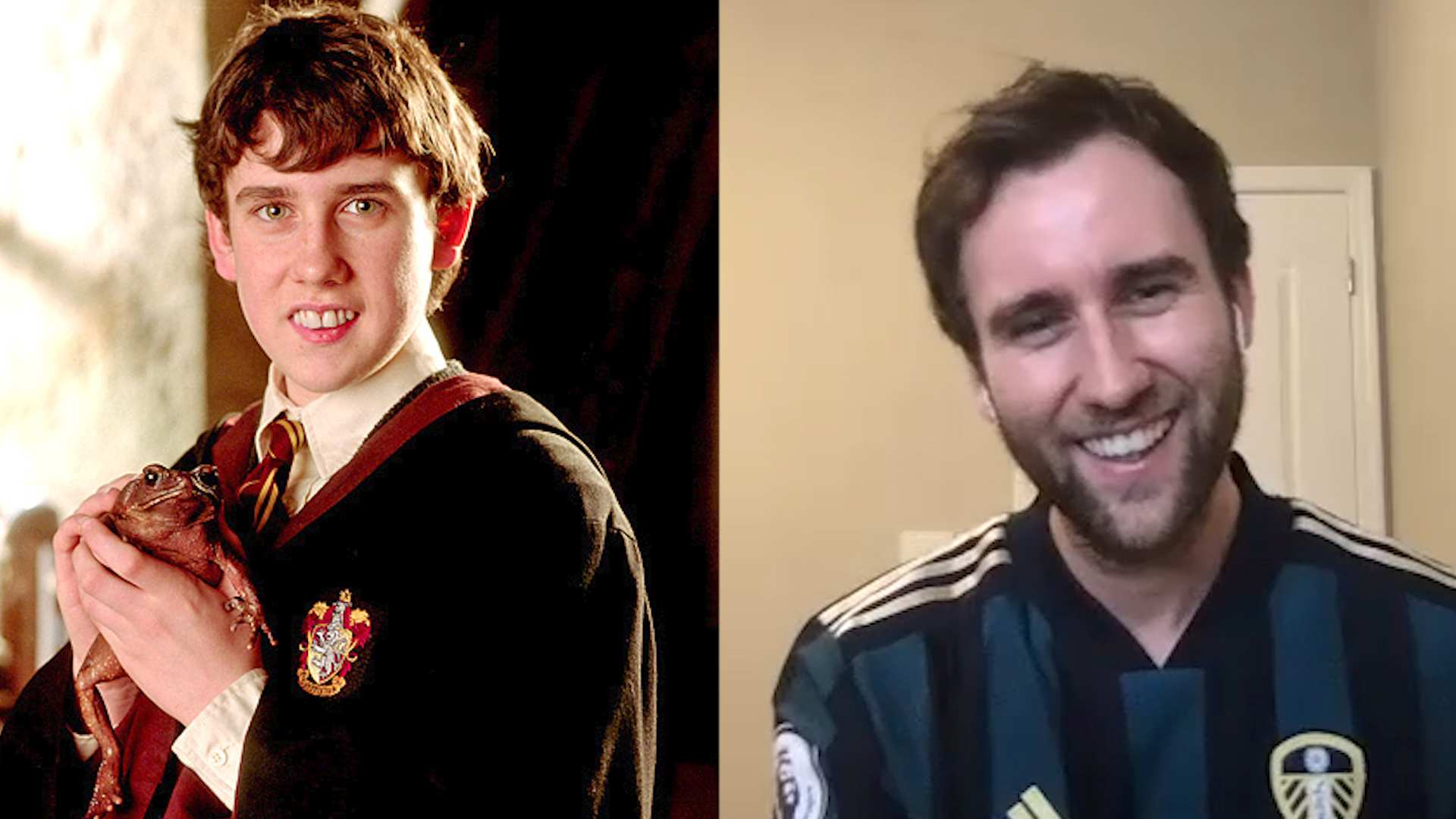 Matthew Lewis Says It's 'Painful' To Watch The Harry Potter Movies – Here's Why!