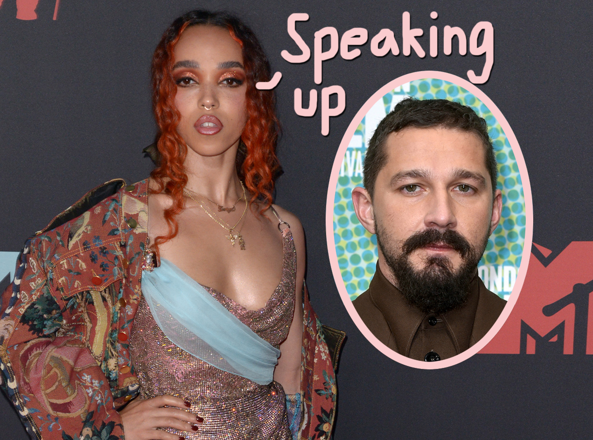 FKA Twigs Opens Up About Why She Decided To Speak Out Against Shia LaBeouf & Reveals More Scary Details About The Relationship