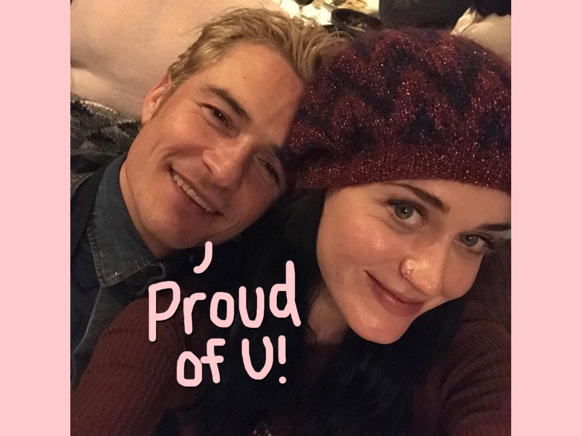 Orlando Bloom Gets Emotional Over Katy Perry's Inauguration Performance -- WATCH The Cuteness!