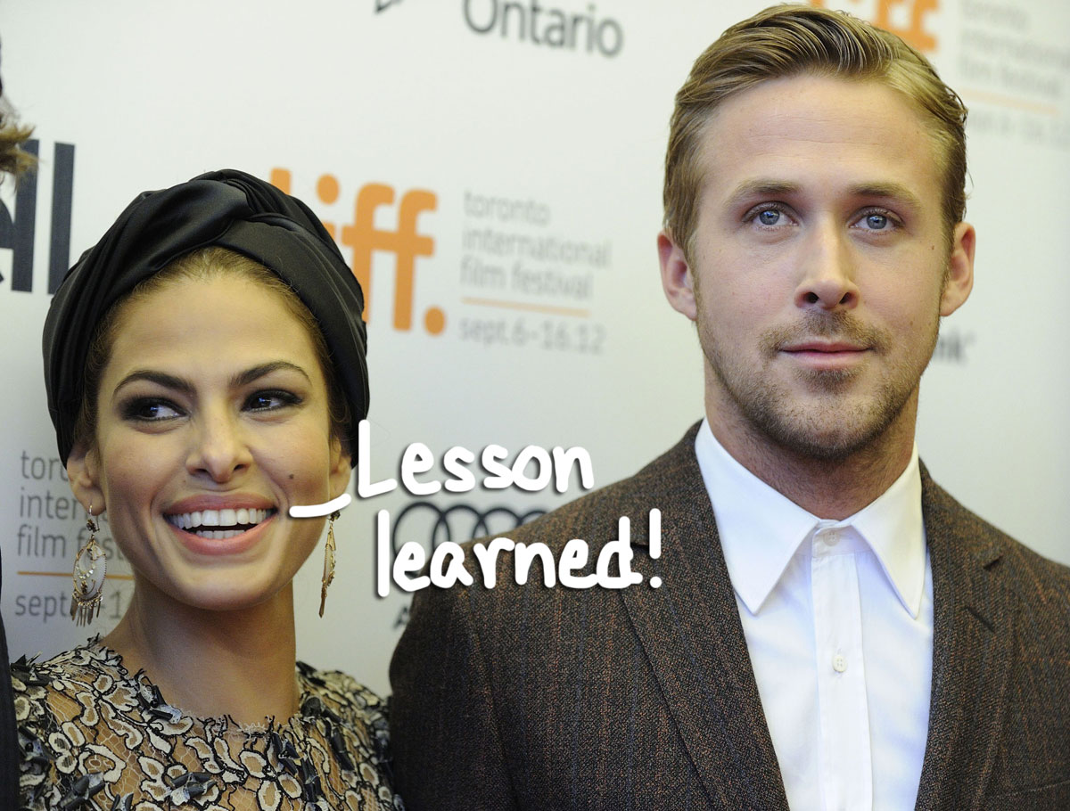 Eva Mendes' Daughter Called Her Out For Being On Her Phone Too Much!