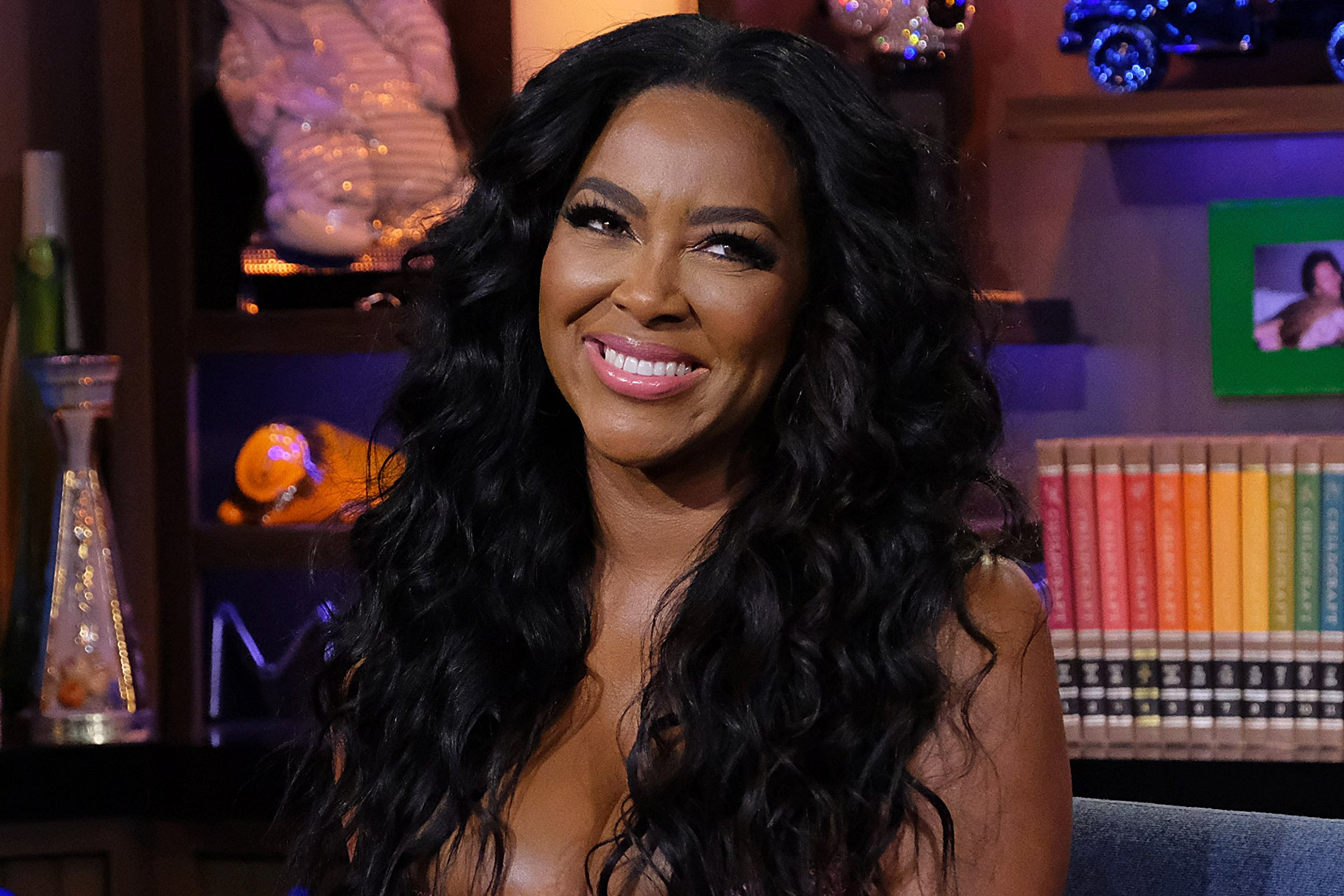 Kenya Moore Drops A Message About Hair Health – See What She Has To Say Here