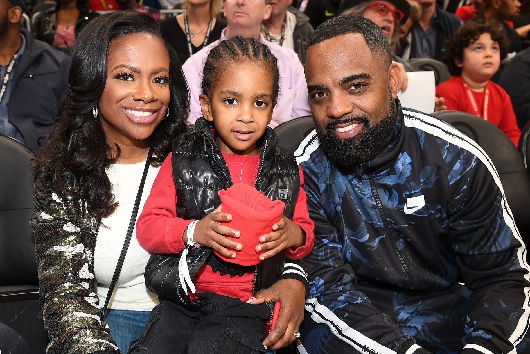 Todd Tucker Is Celebrating The Birthday Of His And Kandi Burruss' Son, Ace Wells Tucker