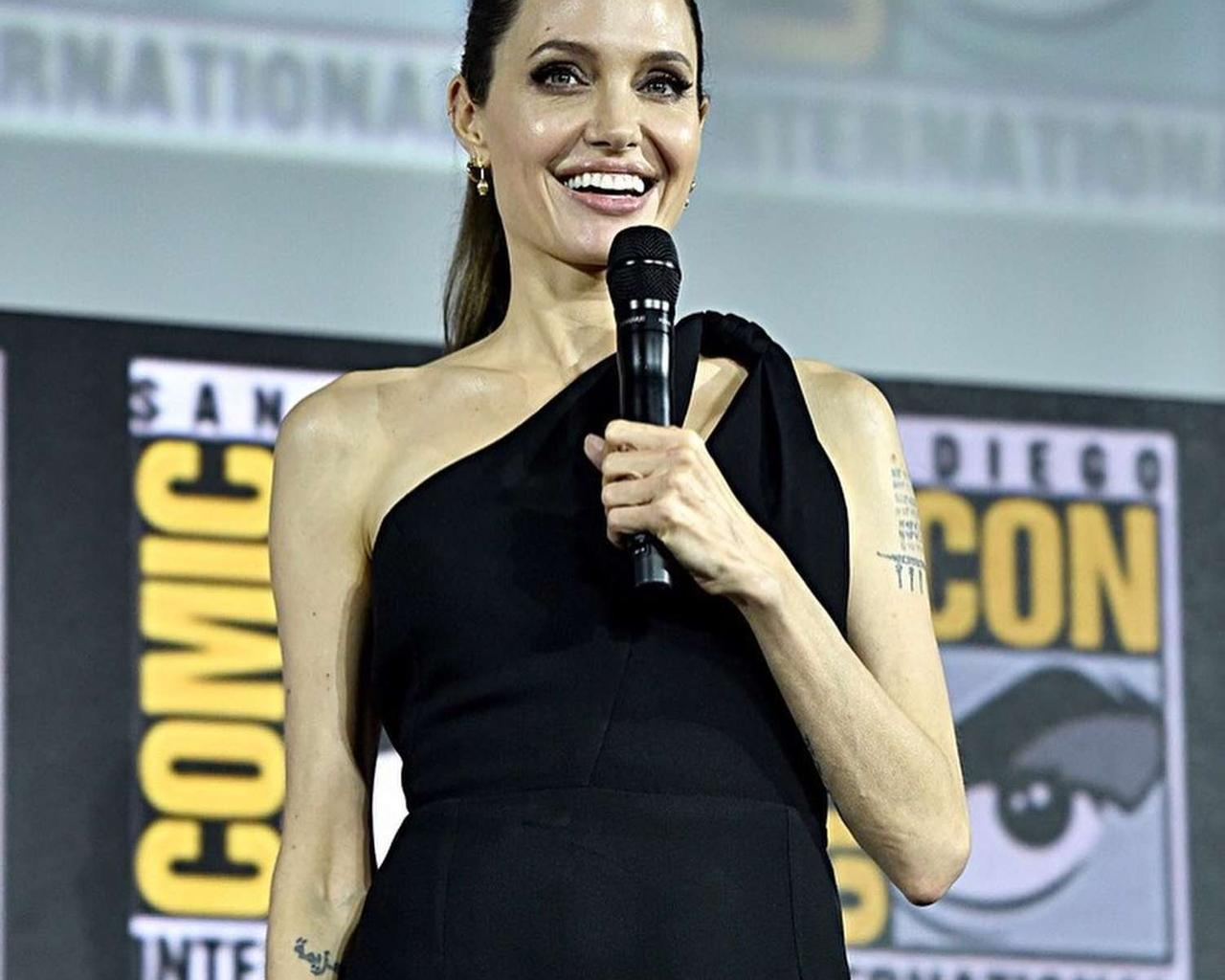 Angelina Jolie Teaches Kids Worldwide About Fake News — Would It Improve Media Literacy?