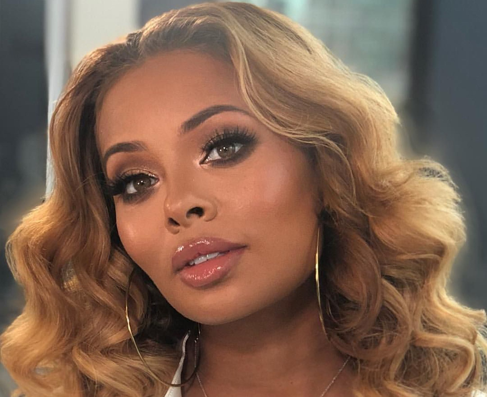 Eva Marcille Celebrates The Inauguration Day – See The Video She Shared