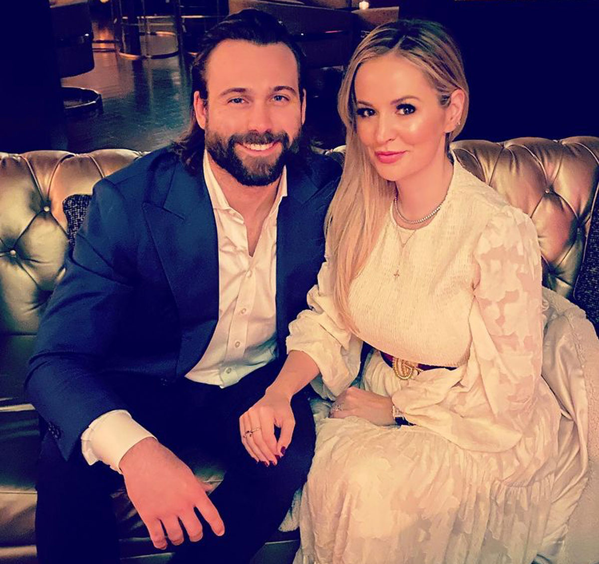 Former Bachelorette Emily Maynard Reveals She Was Diagnosed With Bell's Palsy In 2020