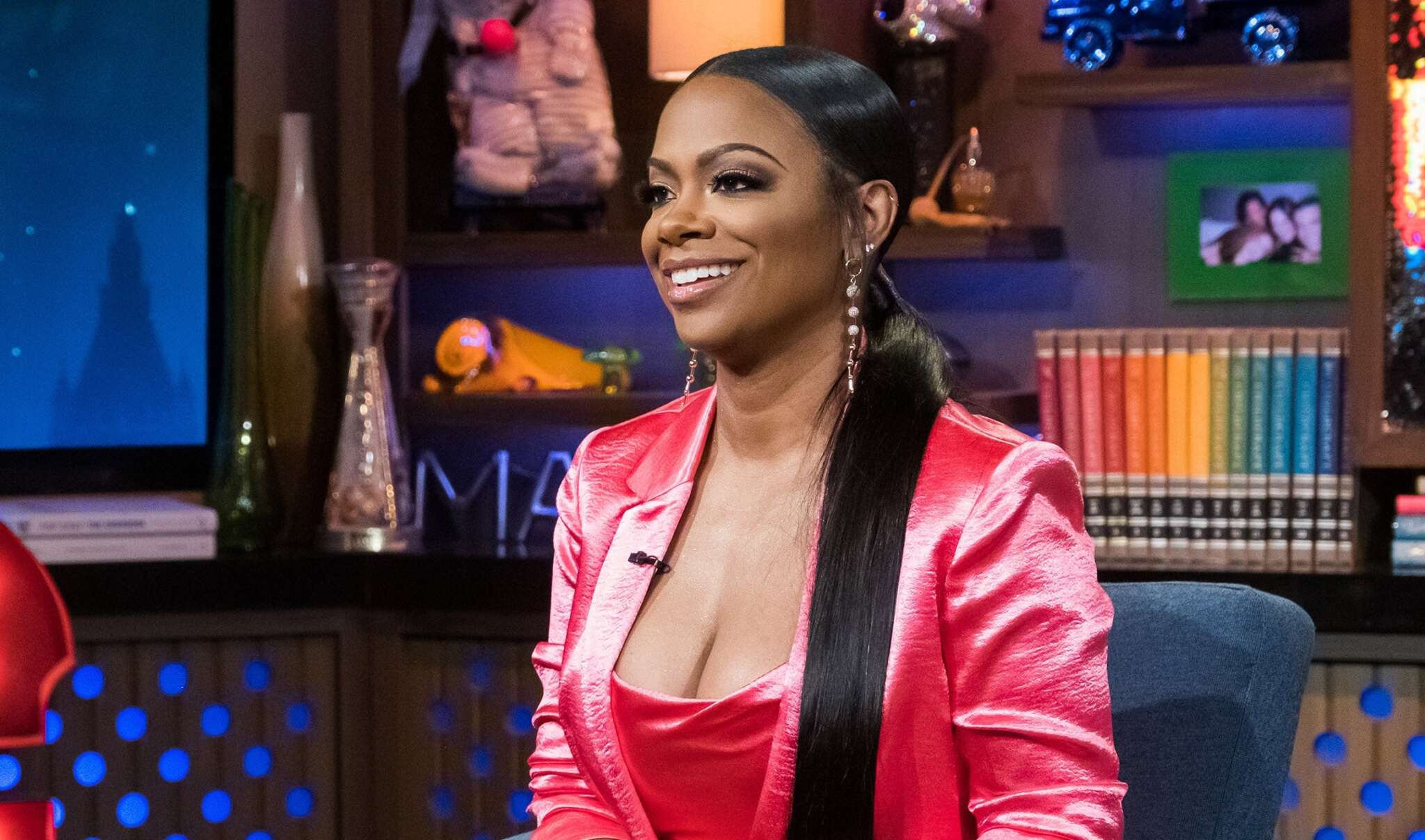 Kandi Burruss Wishes Kirk Frost A Happy Birthday – Check Out The Photos From His Anniversary