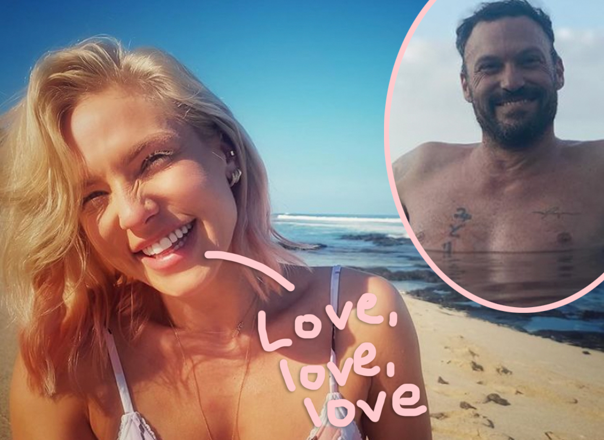 Sharna Burgess Talks All About 'Love' After Vacationing With Brian Austin Green