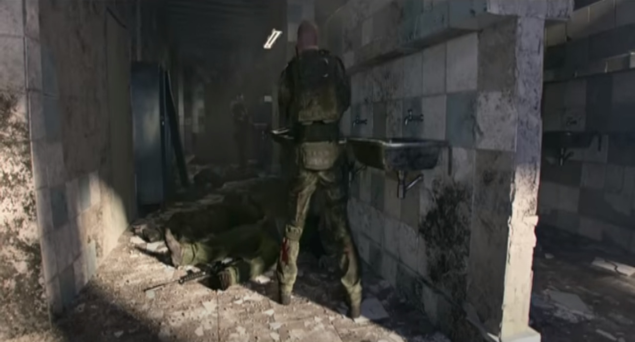 Escape From Tarkov Offers Two Factions: One Is USEC And The Other Still Has Asthma