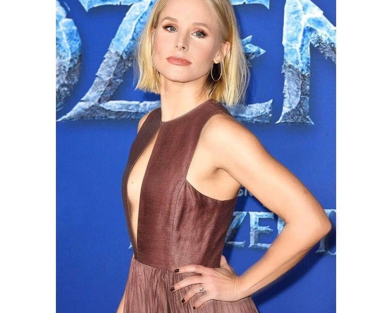 It's In Kids' DNA to Reject Everything You Do, Kristen Bell Says