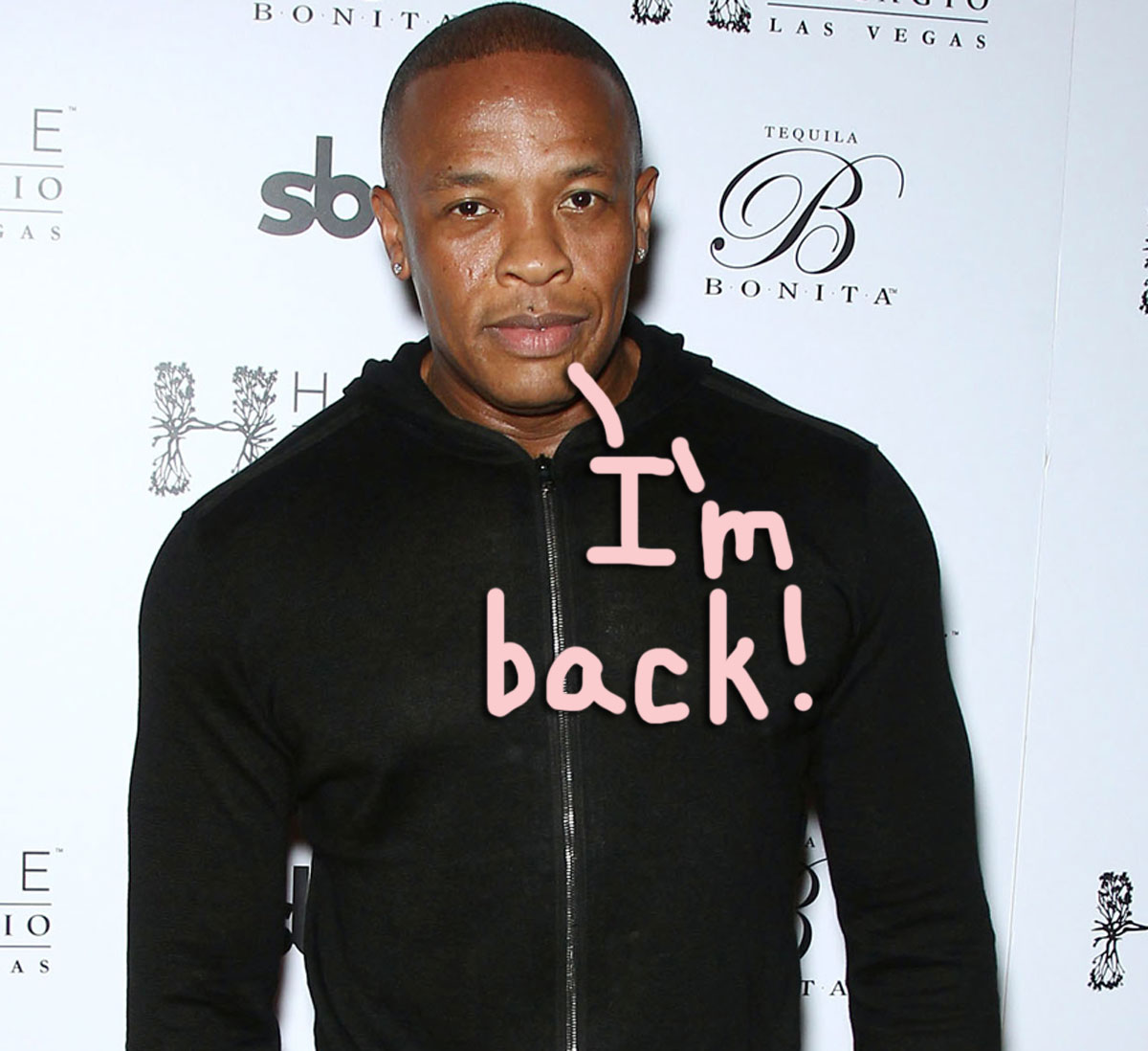 Dr. Dre Returns To The Studio For The First Time Since Being Released From Hospital After Brain Aneurysm