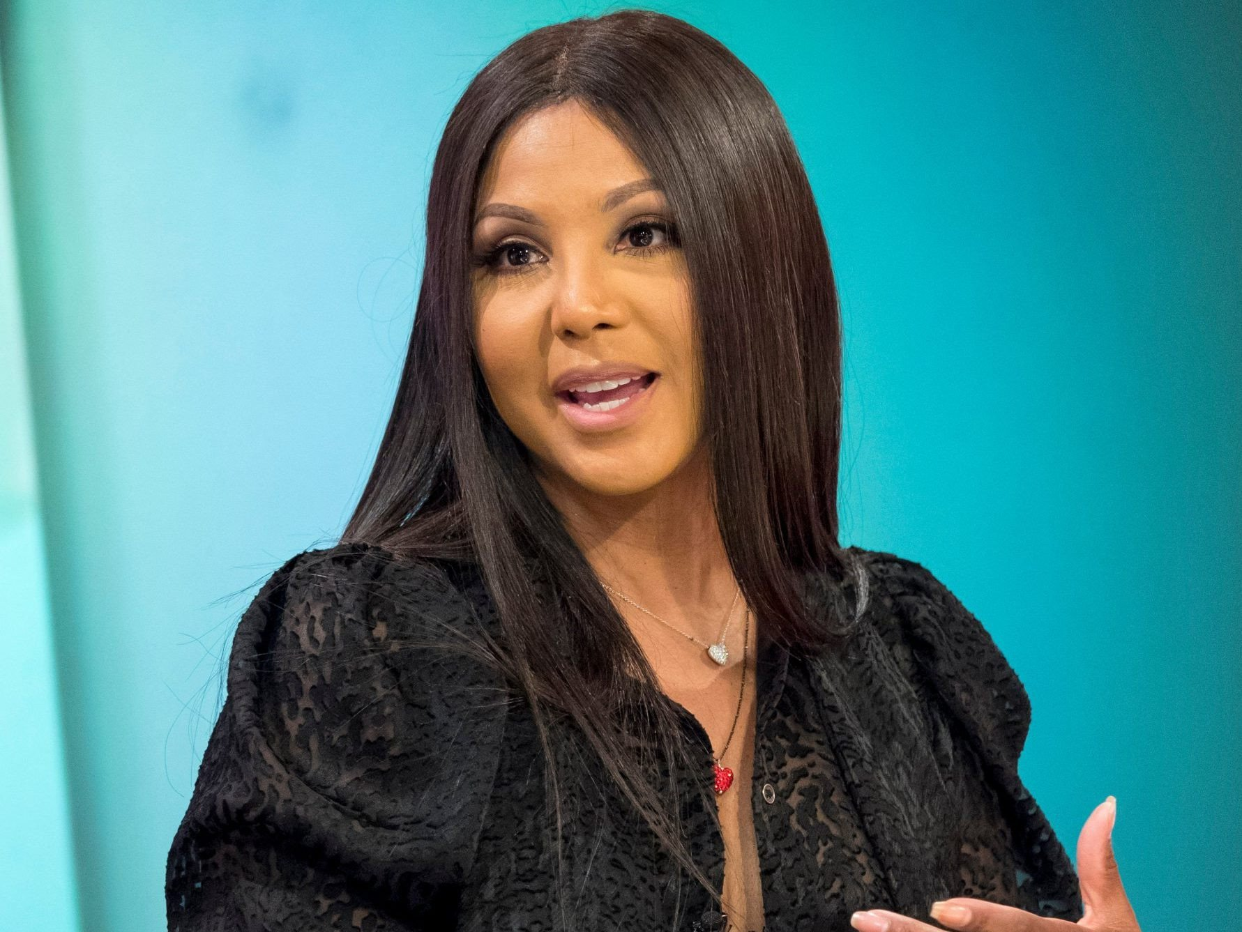 Toni Braxton Celebrates A Musical Achievement – Check Out The Video She Shared