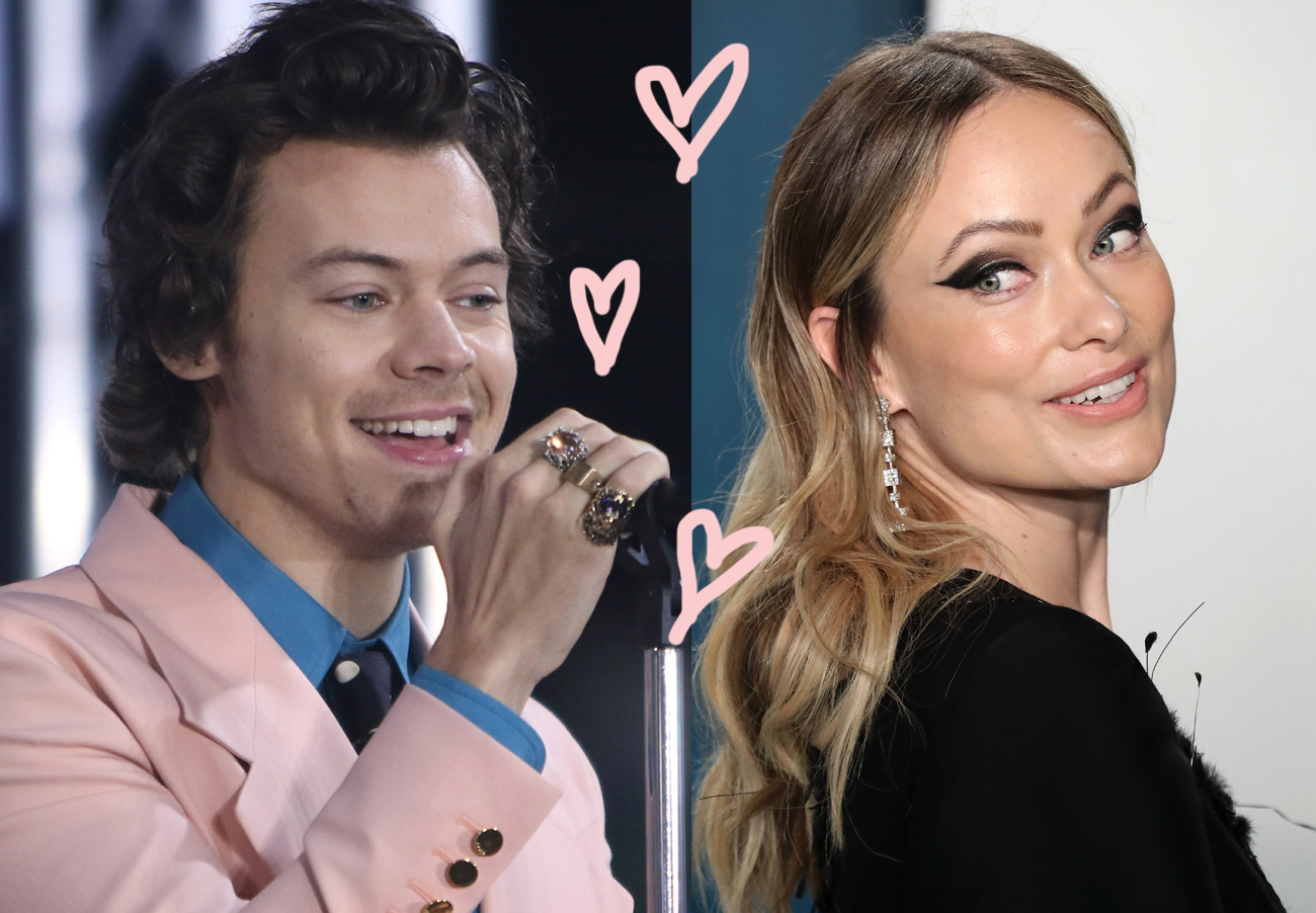 We Knew It! Harry Styles & Olivia Wilde Are Totally Dating!!!