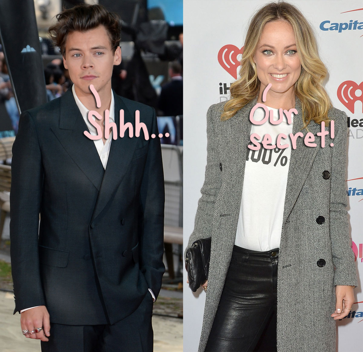 Olivia Wilde & Harry Styles Were Reportedly 'Very Careful' About Their Relationship While Working Together!