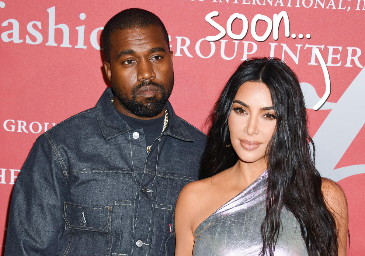 Kim Kardashian Secretly Planned To Get Divorce 'Finalized' Before Making Announcement