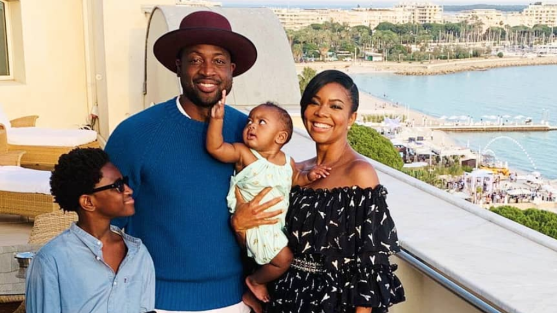 Gabrielle Union Is The Happiest On Her Vacay With Dwyane Wade – See The Gorgeous Photos