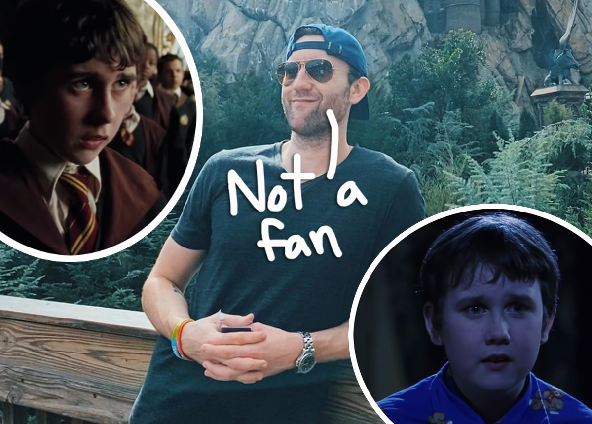 Harry Potter Actor Matthew Lewis Says The Films Are Too 'Painful' For Him To Watch — Here's Why!