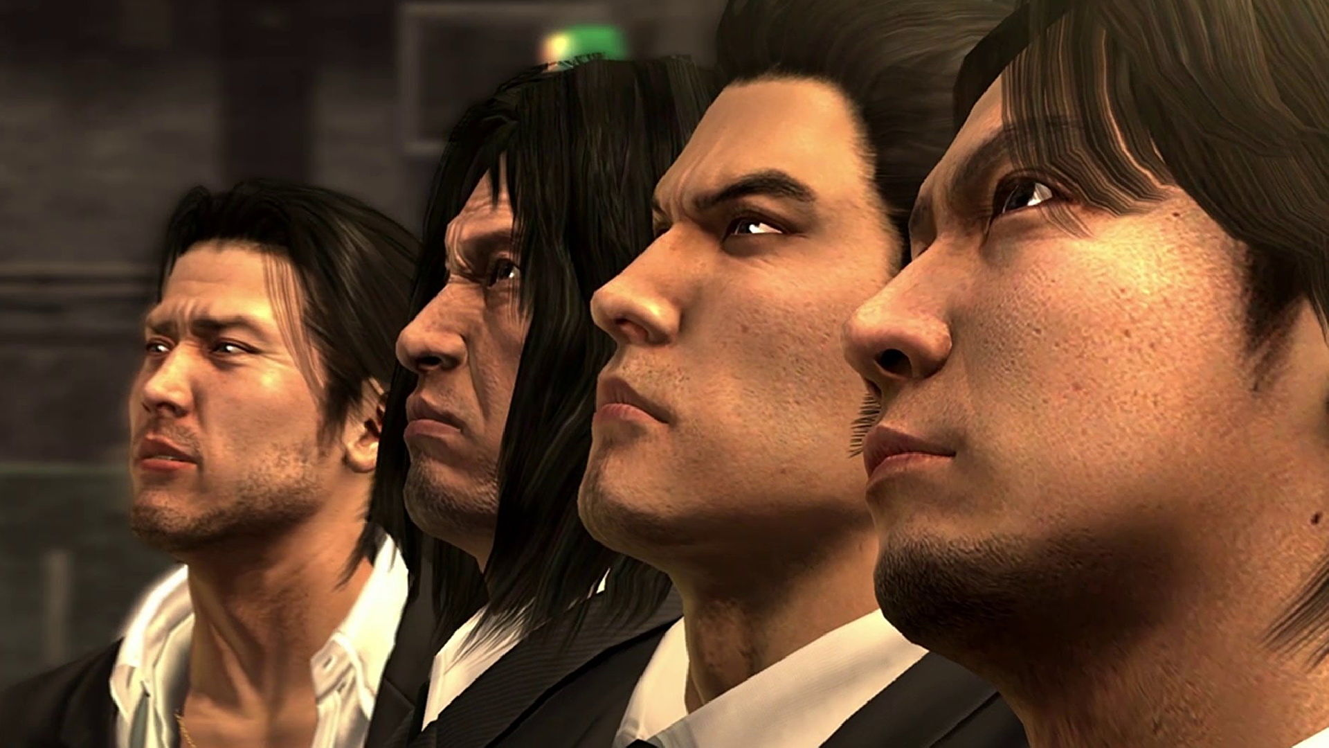 The Yakuza: Remastered Collection is out today