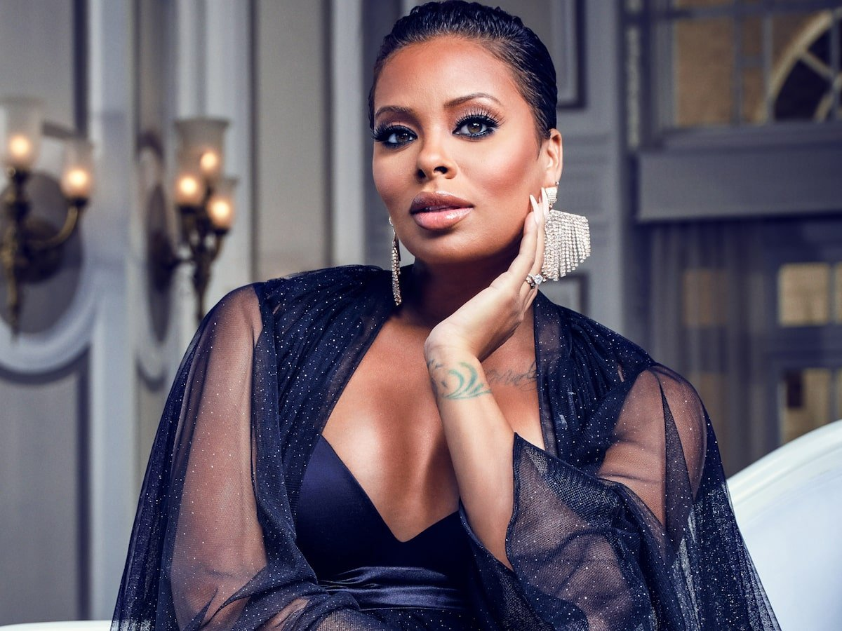 Eva Marcille Addresses Race In America Check Out The Videos That She Shared