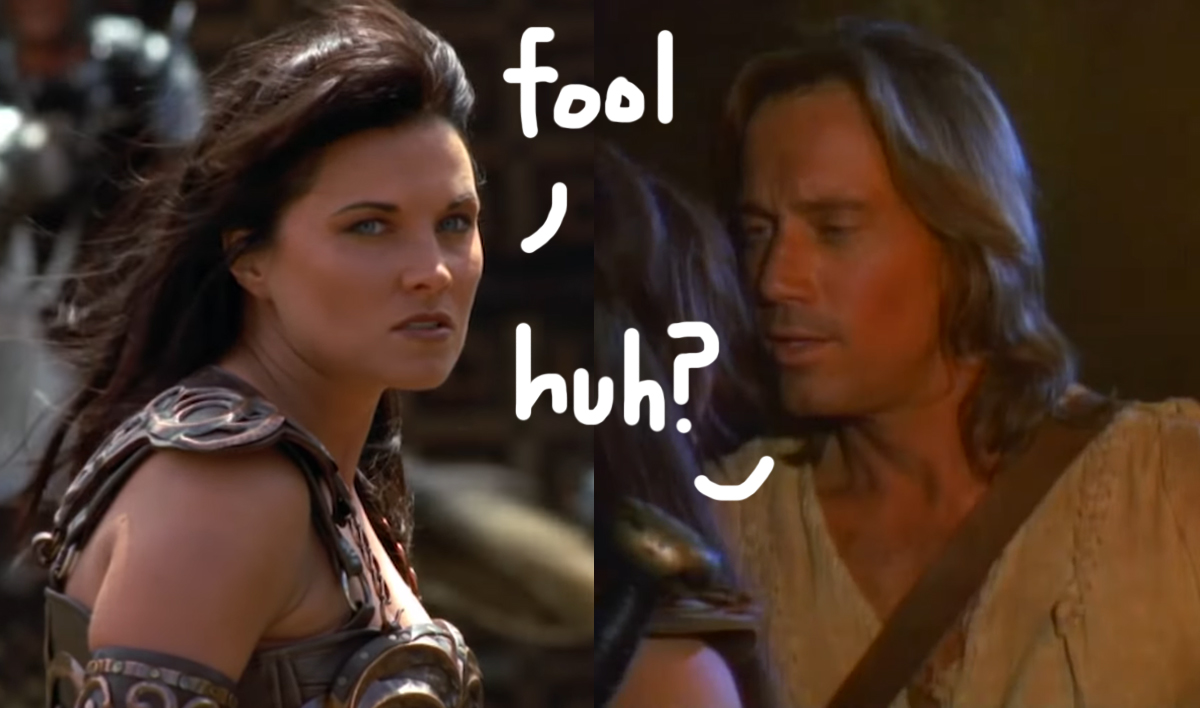 Xena SLAYED Hercules On Twitter — And It Was Glorious!