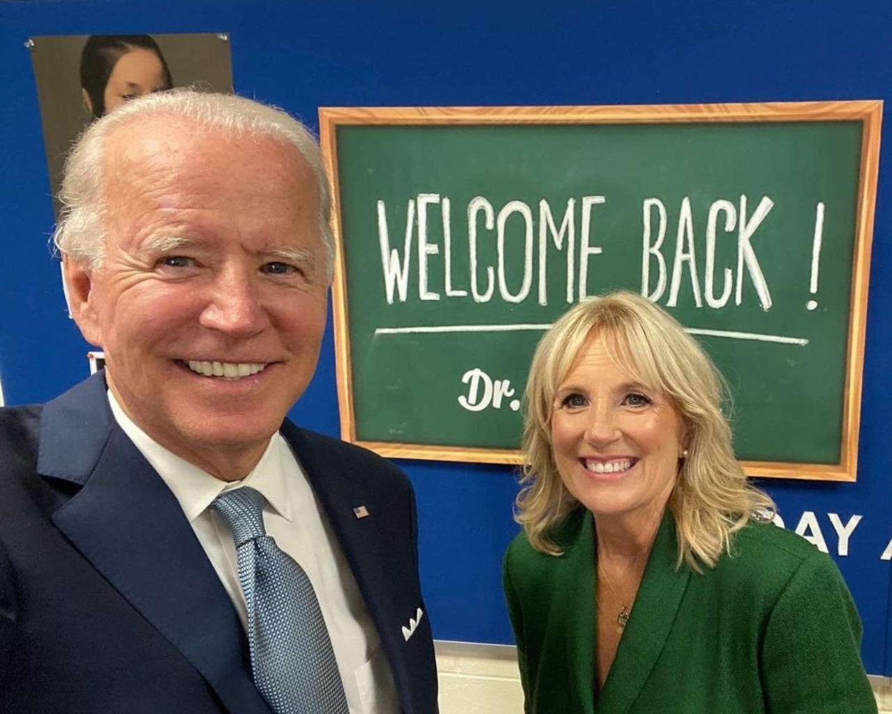 """""""Joe Biden Can Rebuild Our Country and Unite the Nation,"""" Jill Biden Says — Do You Agree?"""