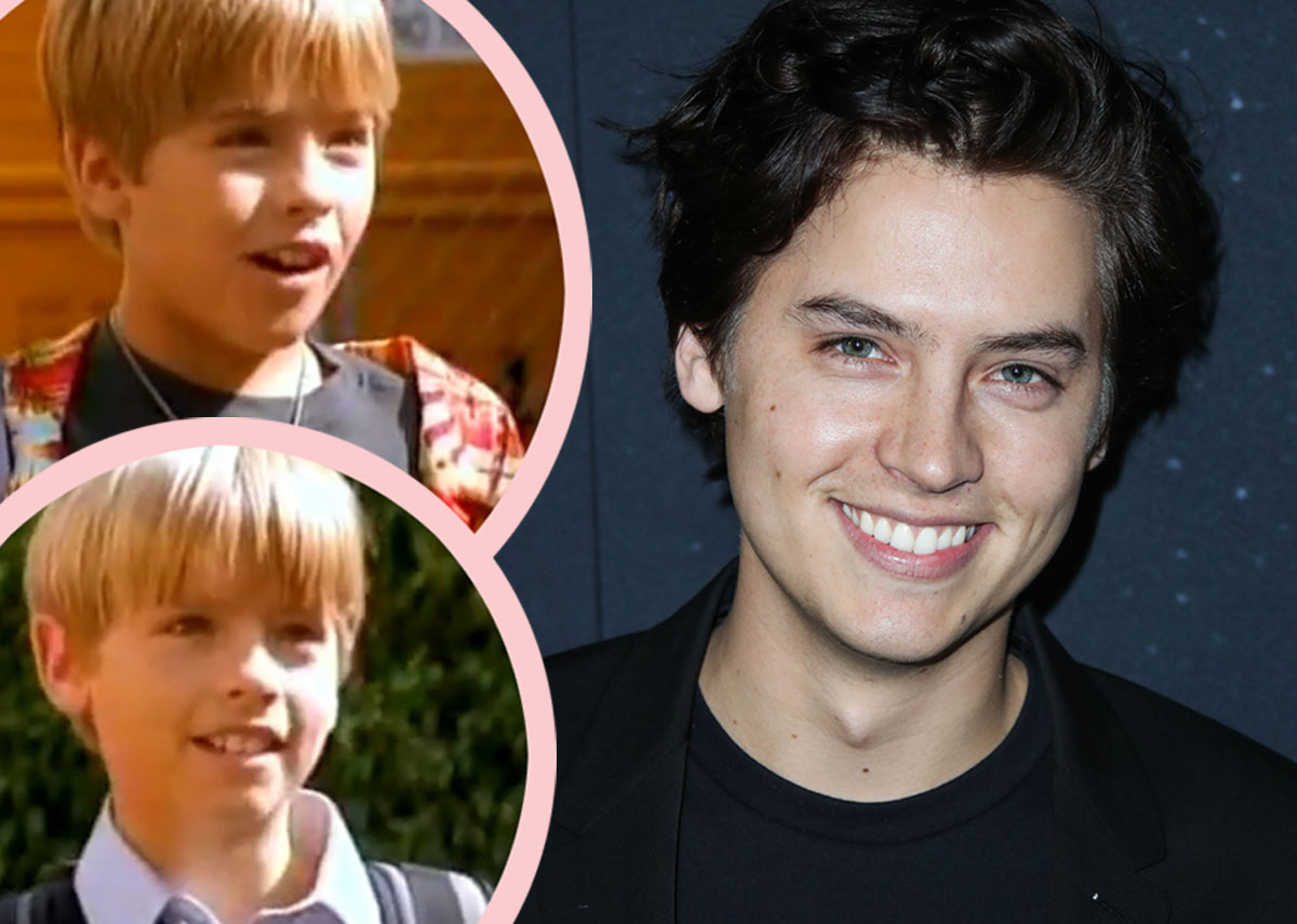 Cole Sprouse REFUSES To Ever Do A Suite Life Reboot -- Get The Tea!