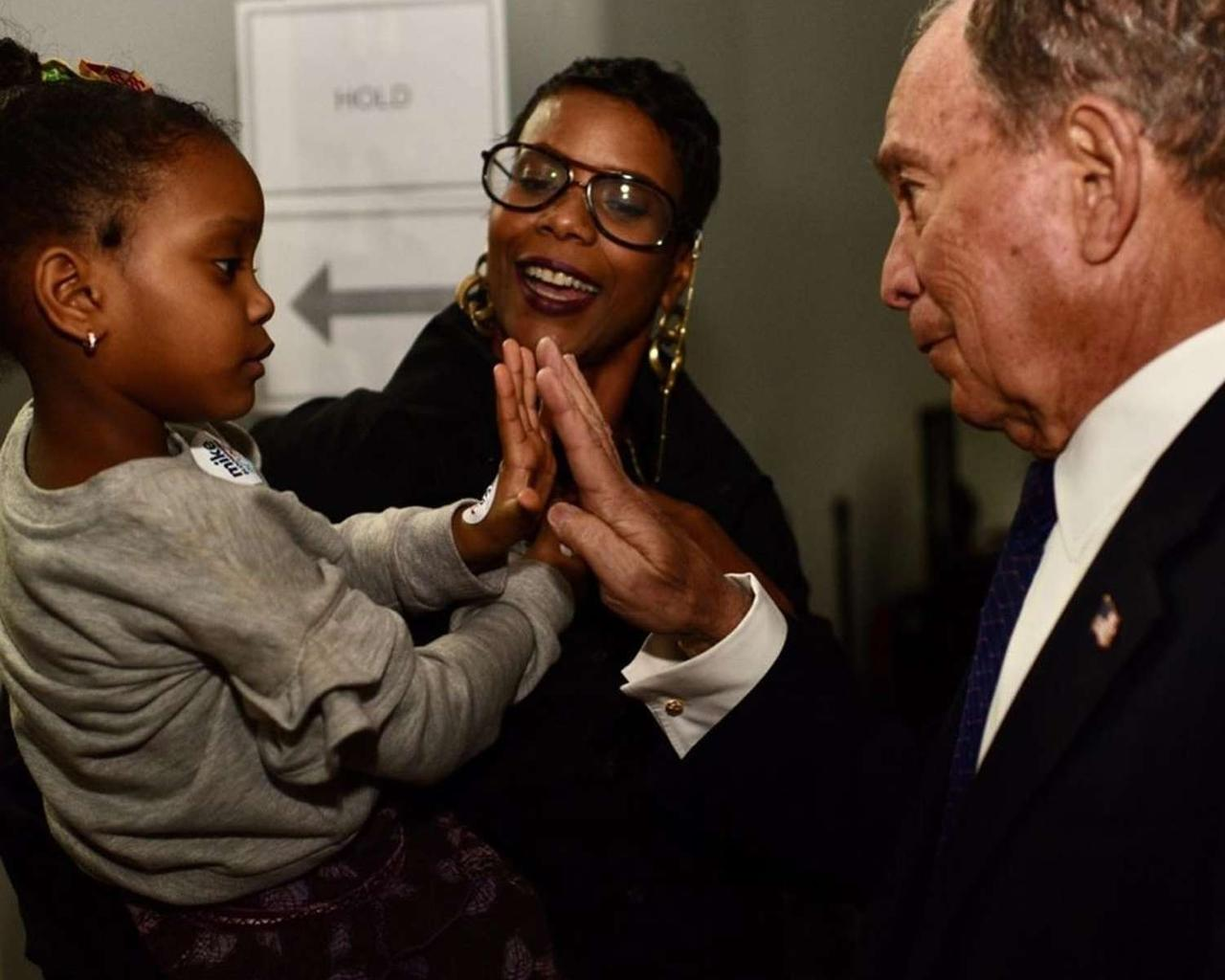 Bloomberg Promises Economic Growth to Afro-American Communities — Would They Trust Him?