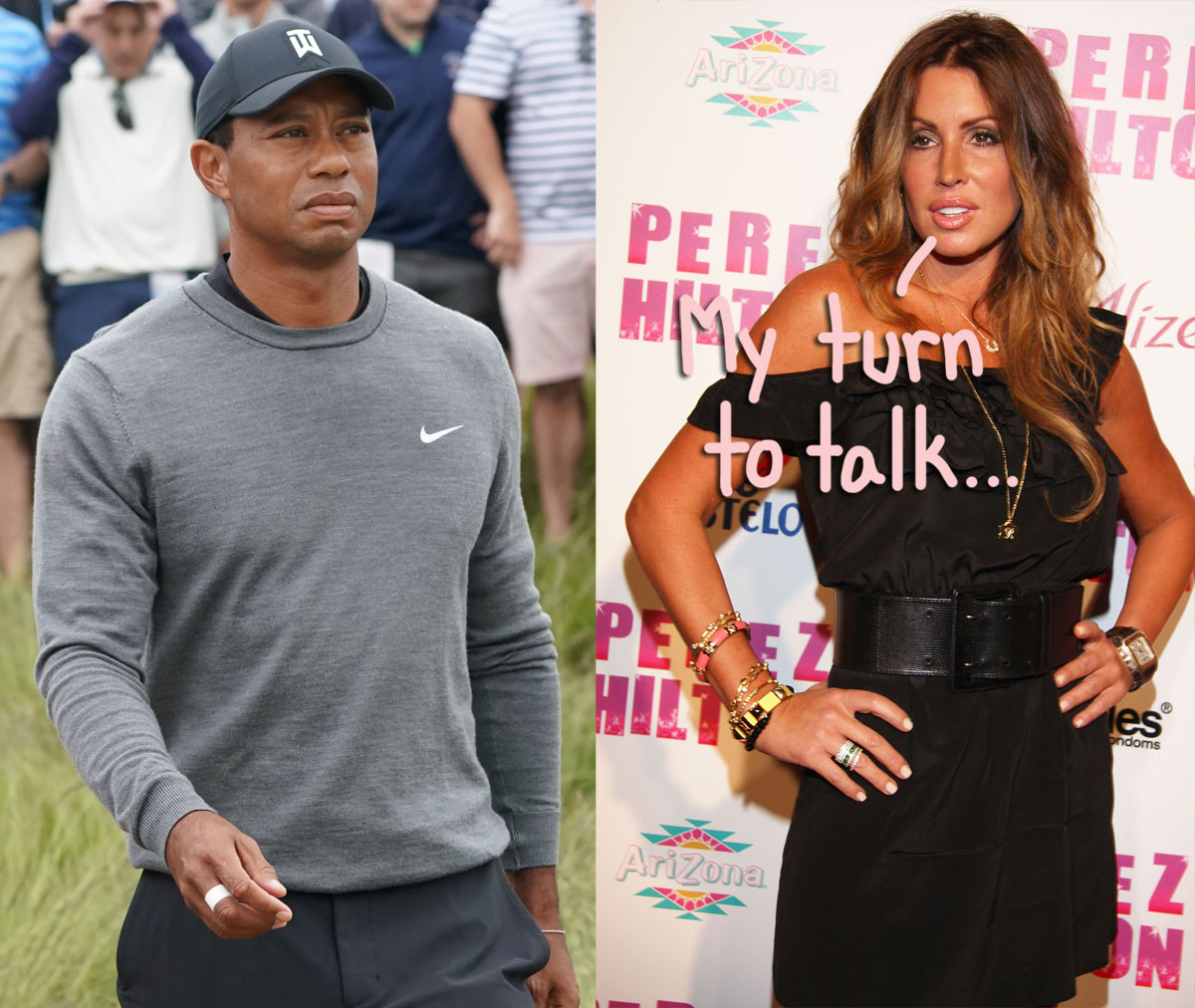 Tiger Woods' Mistress Reveals His Last Text To Her In Upcoming Tell-All Documentary, And HOO BOY!