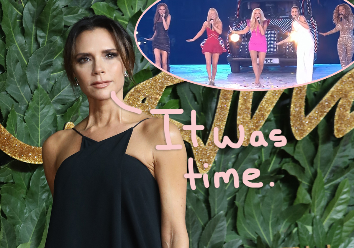 Victoria Beckham Knew At THIS Moment She Needed To Leave The Spice Girls