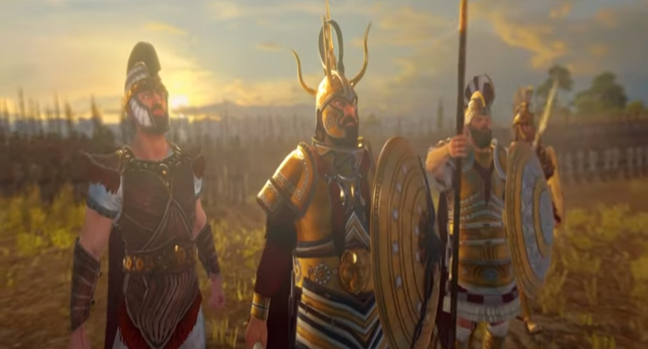 A Total War Saga: Troy Major 1.5.0 Update Introduces The Hephaestus Free DLC And Fixes A Lot Of Issues