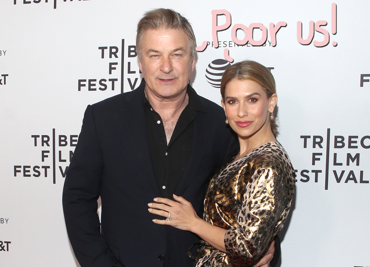 Alec & Hilaria Baldwin 'Very Upset' About The 'Harassment And Hate' They've Been Receiving!