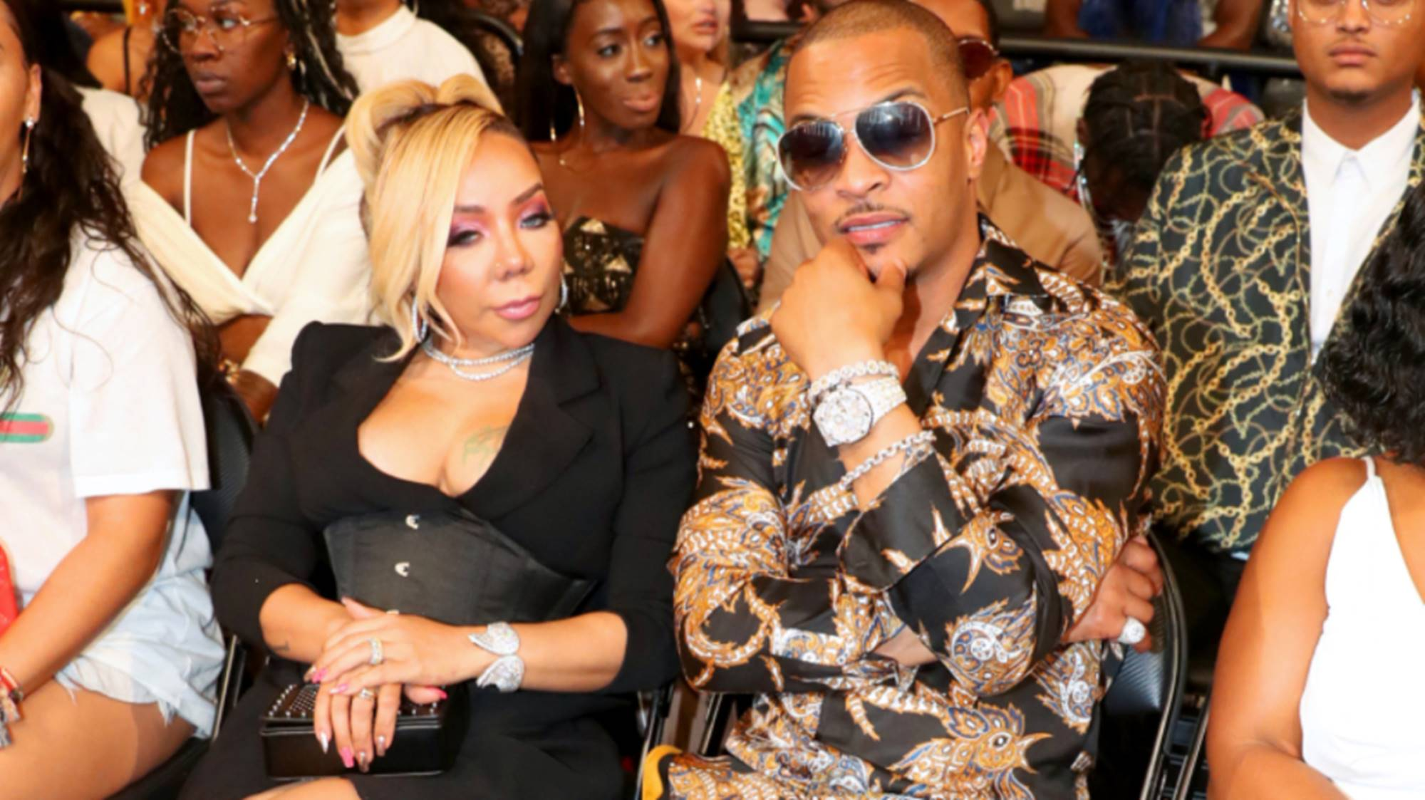 T.I. Has Some Things To Say To Sabrina Peterson – Check Out His Messages