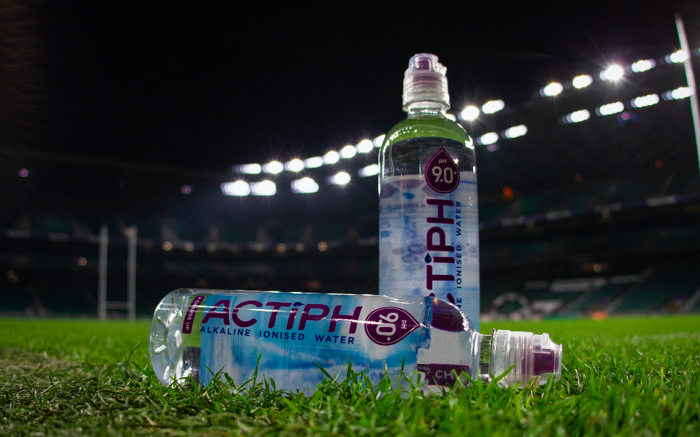 ACTIPH: Be sure to hydrate to get the most from your workout